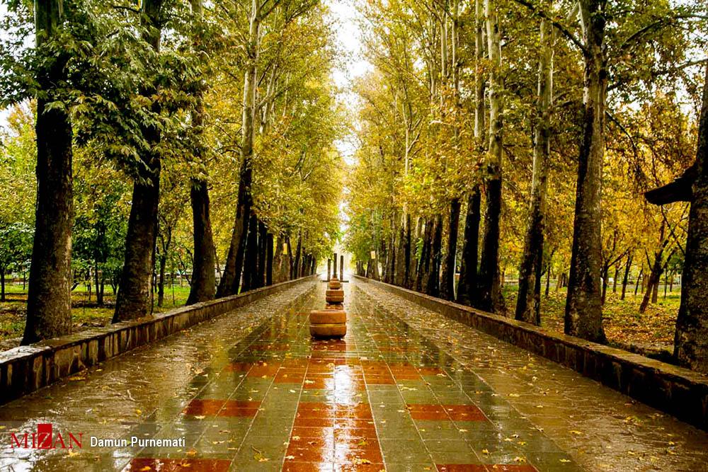 بارش در آذربایجانشرقی ۶۴ درصد افزایش یافت