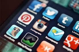 هدف، شبکههای اجتماعی