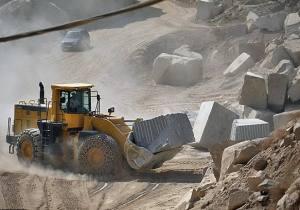 ۲۸۰هزار تن مواد معدنی با عیار ۰.۸ درصد در معدن مس مزرعه اهر شناسایی شد
