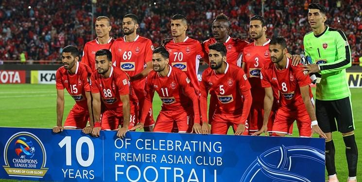 بیانیه تند باشگاه پرسپولیس علیه بازیکن استقلال