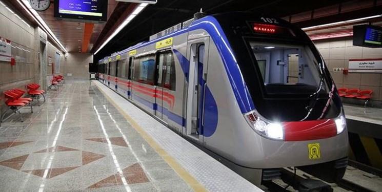 طول خطوط قطار شهری تبریز به ۱۷ کیلومتر افزایش یافت