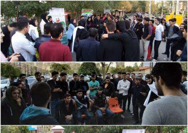 اولین لیگ شهری پانتومیم در کلانشهر تبریز آغاز شد