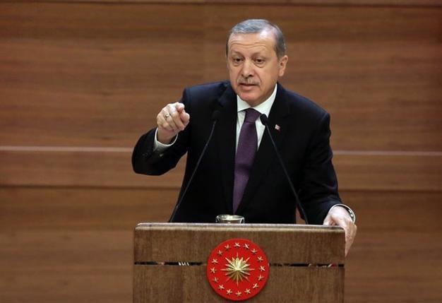 اردوغان: مبارزه ترکیه نه علیه کردها، بلکه با گروههای تروریستی است/ پناهجویان سوری با آرامش خاطر به خانههای خود باز خواهند گشت