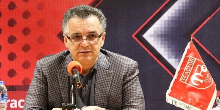 مالک باشگاه تراکتور با صدور پیامی کسب سهمیه لیگ قهرمانان آسیا را به هواداران این تیم تبریک گفت.