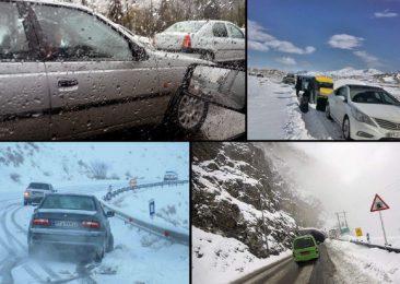 غزندگی جادههای آذربایجان شرقی/ تردد در تمام محورها جریان دارد
