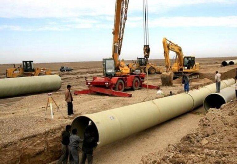 ۱۳۷ میلیون یورو برای ساخت خط دوم آب زرینه رود به تبریز هزینه شد