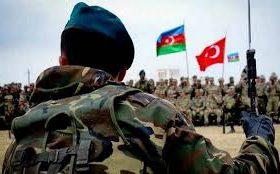 خط و نشان جمهوری آذربایجان و ترکیه با انجام مانور مشترک نظامی!
