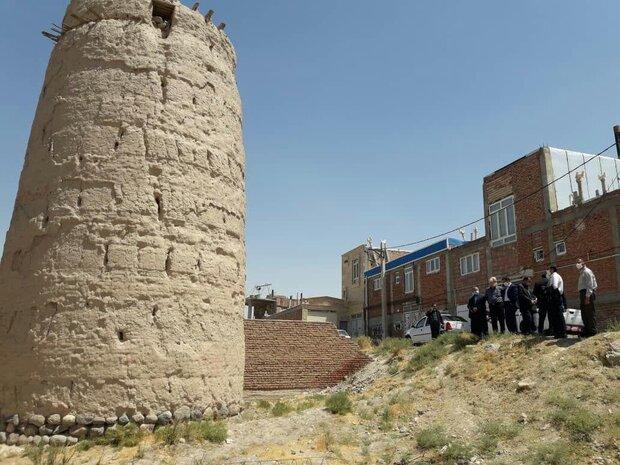 برج کبوترخانه و «قیزقلعه سی» خسروشاه مرمت و احیا میشود