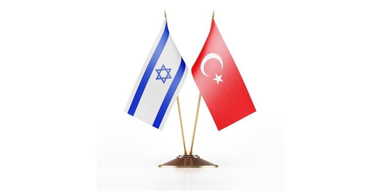 درخواست رئیس رژیم صهیونیستی برای همکاری نزدیکتر با ترکیه