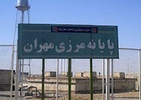 تردد زمینی از مرز مهران ممنوع است