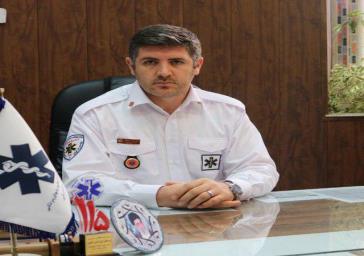 انجام بیش از ۱۸ هزار ماموریت کرونایی توسط اورژانس آذربایجان شرقی