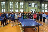آماده حضور در مسابقات لیگ برتر تنیس روی میز هستیم